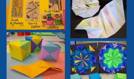 Projects, Poetry, Pop-ups, Puzzles, and Puppets Workshop