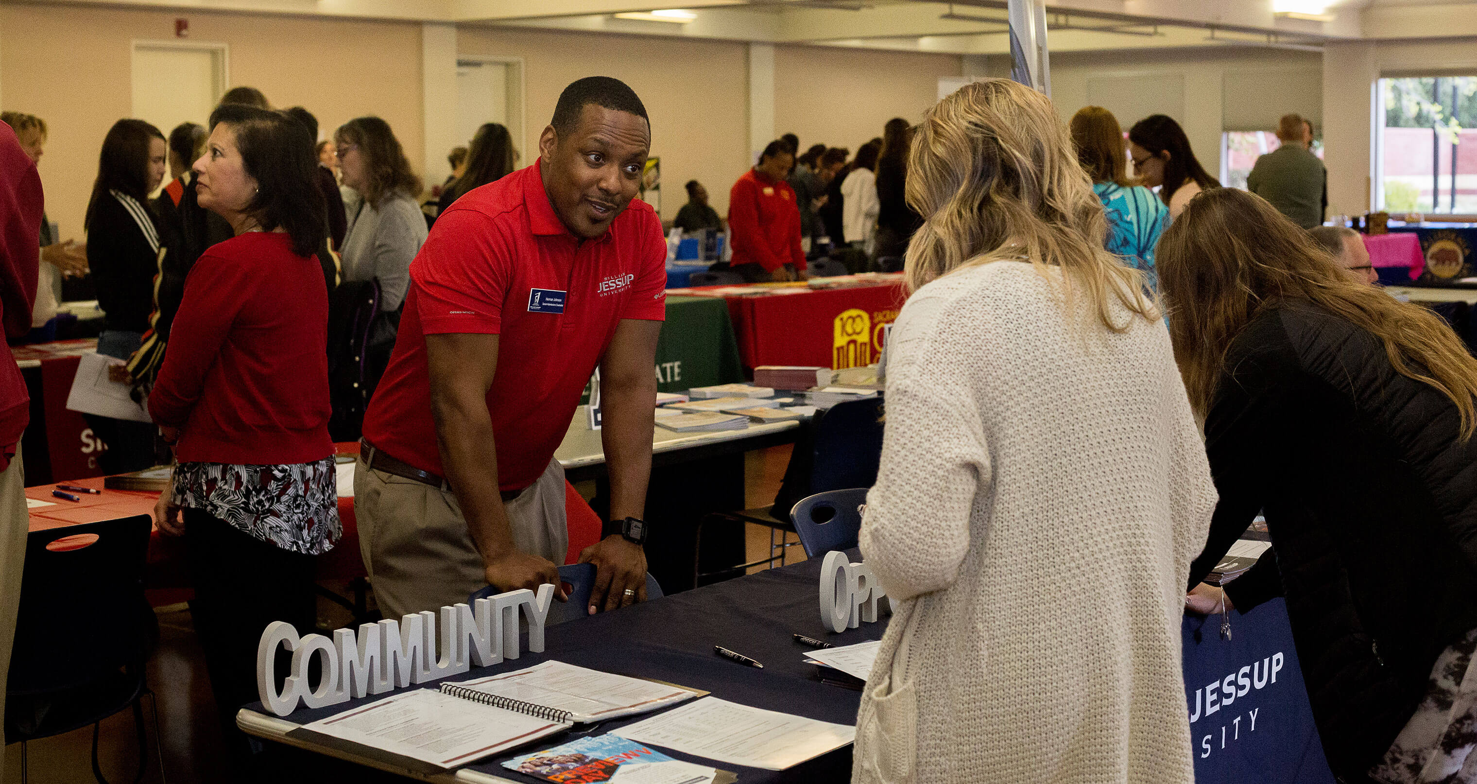 Horizon Charter Schools' College and Career Fair