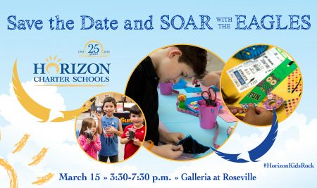 Save the Date and SOAR with the Horizon Eagles