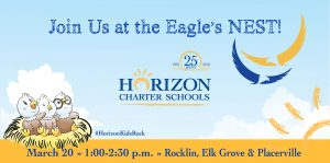 Horizon Charter Schools' Eagle's NEST Awards and Vendor Fair