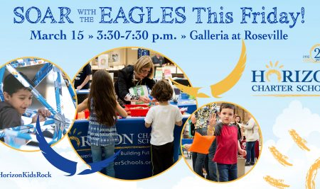 Plan to Attend SOAR with the Horizon Eagles THIS Friday