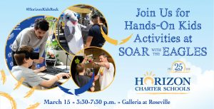 SOAR with the Horizon Eagles March 15, 2019