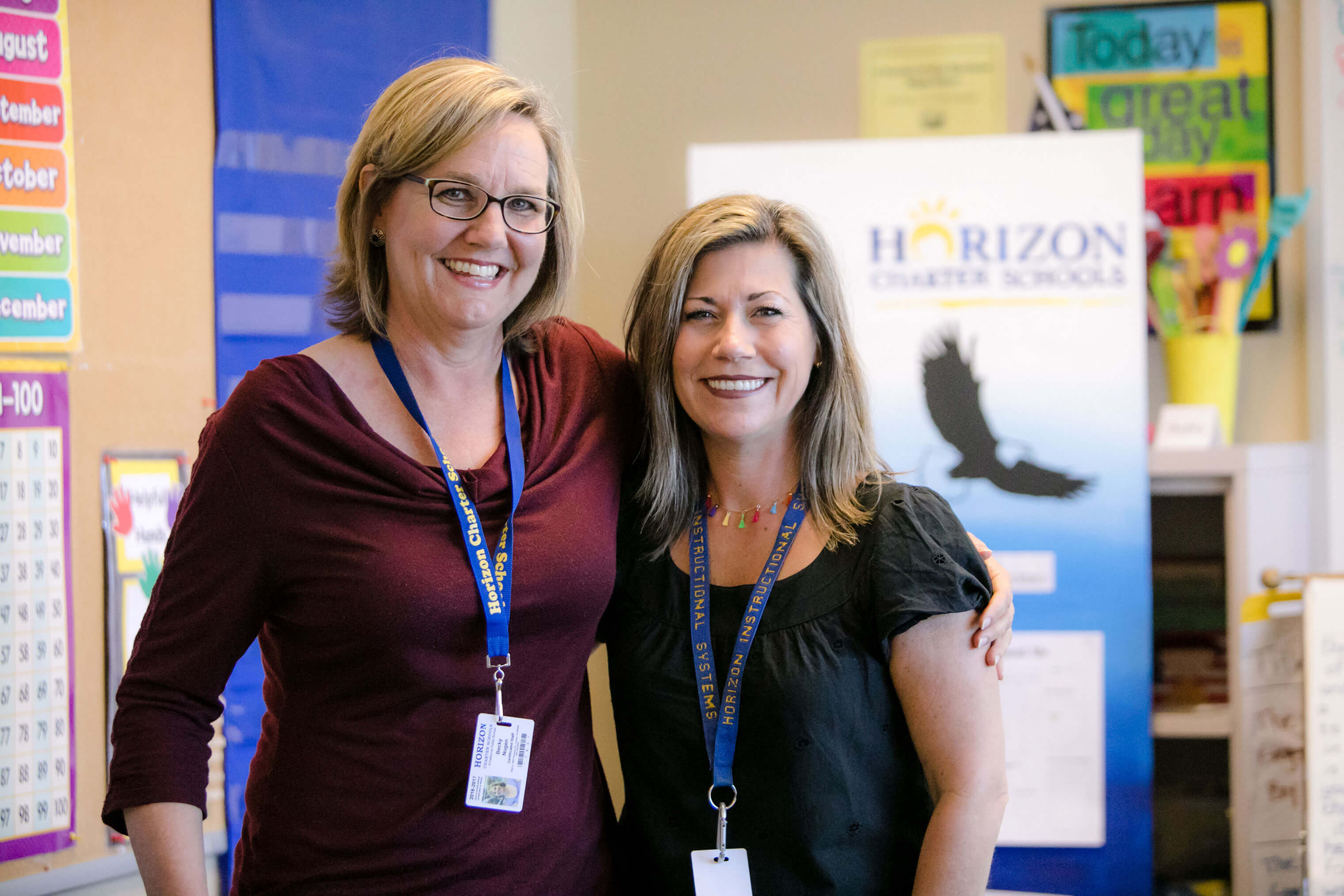 Horizon Charter Schools Supervising Teachers
