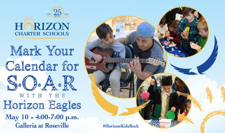 Save the Date and SOAR with Horizon