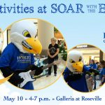Fun Activities at Next SOAR with Horizon May 10