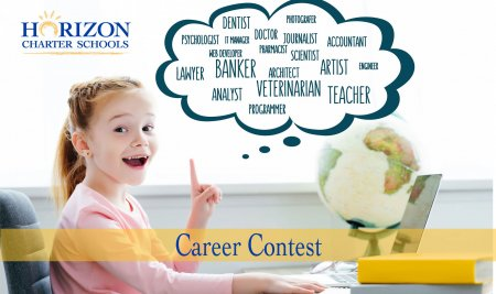 Horizon's Guidance Department Holds Annual Career Contest