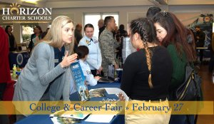 Horizon Charter Schools' College and Career Fair 2020