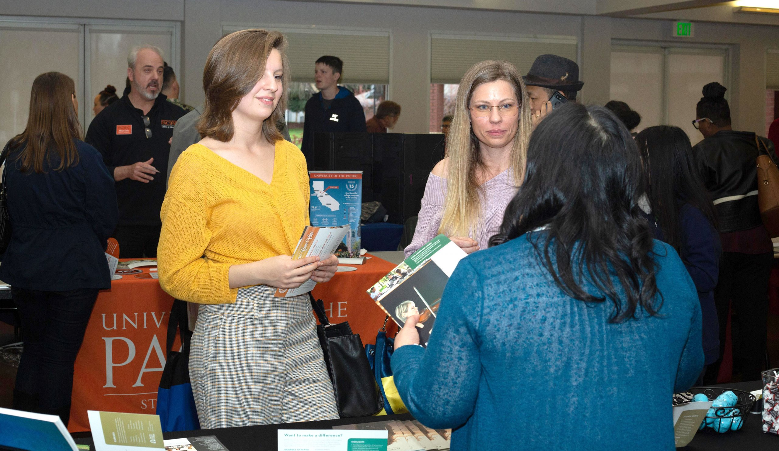 Horizon's college and career fair