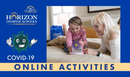 Horizon's Educational Partners Volunteer, Donate, and Provide Free Online Lessons