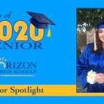 Horizon Senior Spotlight Kaylene PoChing