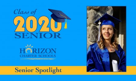 Horizon Graduate Knows What It Takes To Succeed