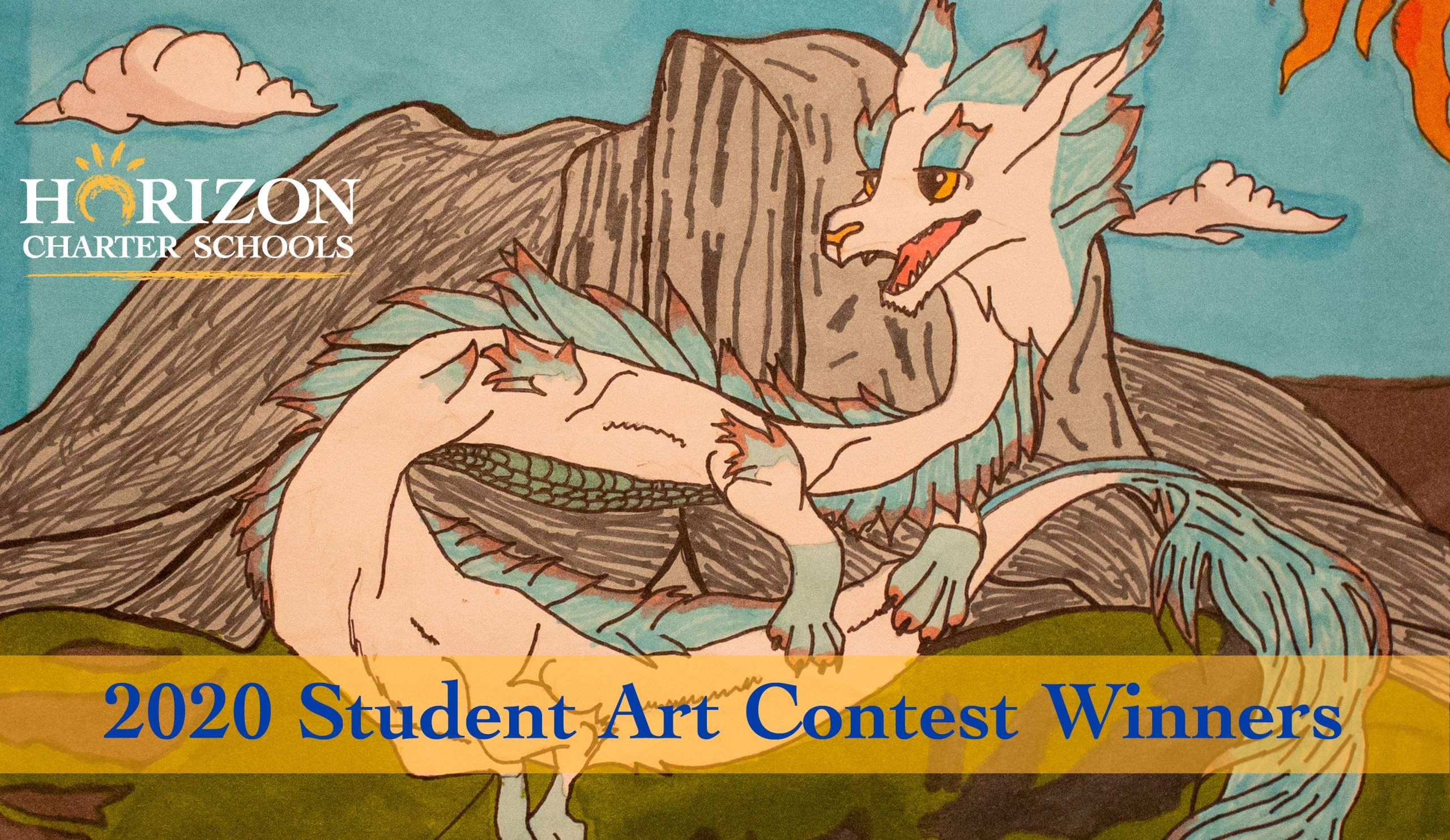 2020 Student ARt Contest Winners