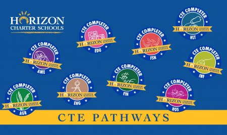 Horizon Offers High School Students 9 CTE Pathways